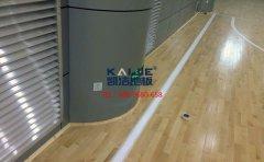怎样能够防止体育运动地板出现鼓包现象