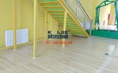 专业篮球场馆木地板有六大标准要求