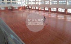 体育馆运动木地板厂家制造工艺-体育馆木地板