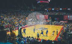 NBA比赛场馆使用什么样的木地板-NBA场馆木地板