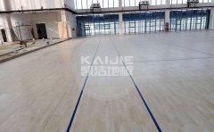 篮球场馆木地板冬季能控温吗-篮球木地板