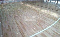 购买室内篮球场运动木地板需要考察厂家什么-篮球场木地板