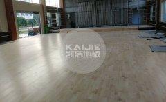 室内篮球场馆木地板上漆注意事项-篮球场木地板