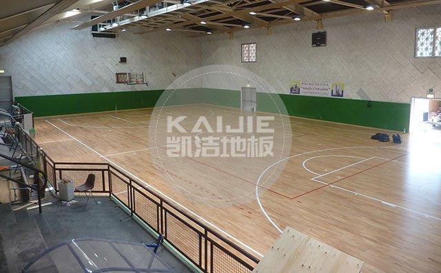 篮球馆木地板专业性表现在哪里-篮球地板性能
