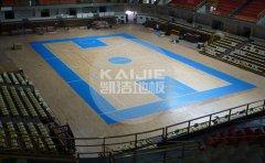 滁州篮球馆木地板厂家翻新哪家好-篮球地板翻新