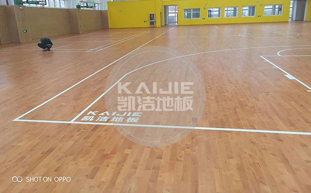 篮球地板厂家哪家服务好-篮球木地板
