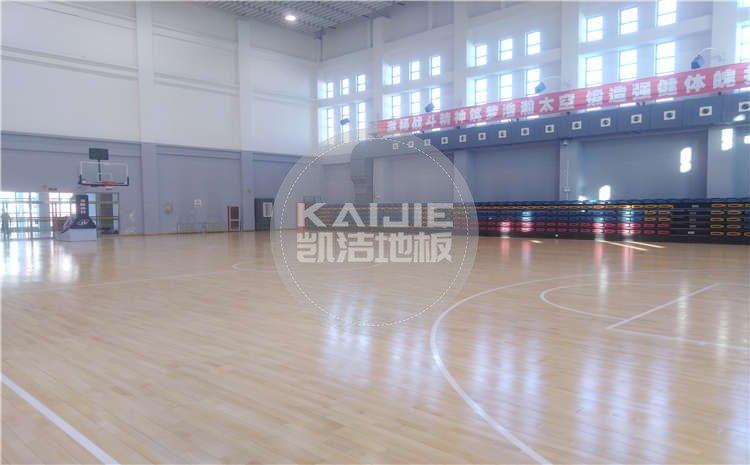 北京怀柔区航天工程大学体育馆long8龙8国际打磨翻新