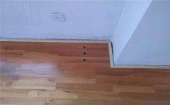 篮球场木地板为什么严禁打蜡