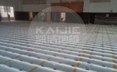 滁州市排球馆木地板使用什么材质好