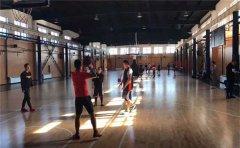 篮球馆木地板凯洁地板多少费用-凯洁地板
