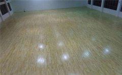 西藏舞台木地板施工工艺-凯洁地板