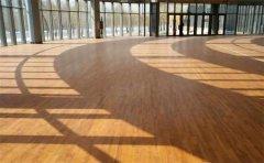 福建硬木企口双层运动木地板品牌-凯洁地板
