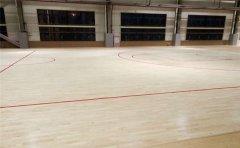 篮球场木地板技术要求有什么-篮球场木地板
