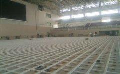 篮球馆木地板日常使用注意事项
