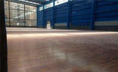 篮球场专用木地板每平方多少钱-凯洁地板