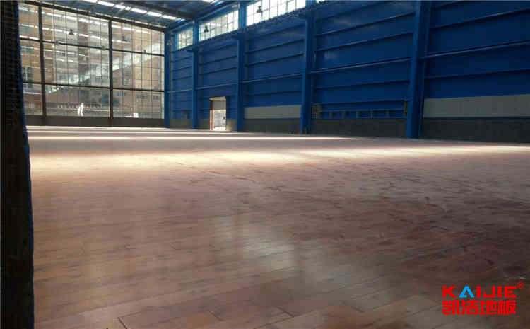 20厚舞台运动木地板批发-凯洁地板