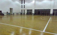 河池篮球地板