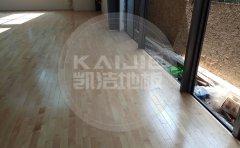 张家港专业羽毛球馆木地板