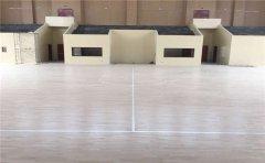 室内网球地板和篮球木地板有什么区别-篮球木地板