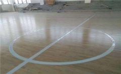 体育馆木地板使用实木地板的国标技术要求-体育馆木地板