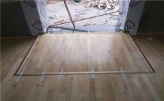 体育馆实木运动地板翻新划算吗
