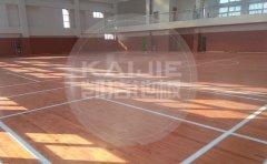 兴城篮球运动地板