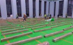 乒乓球馆运动木地板厂家-乒乓球木地板
