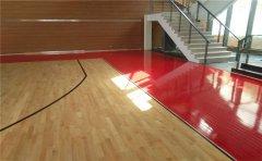 实木运动地板材质有什么特点-实木运动地板