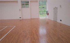 运动木地板使用过程中漆面受损怎么办-运动木地板