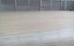 体育馆运动木地板供应渠道有哪些-凯洁地板