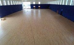 篮球场地板和顶部距离最矮要多少米-凯洁地板