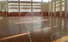 北宁市篮球场馆木地板价格