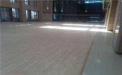 体育馆木地板常见问题汇总