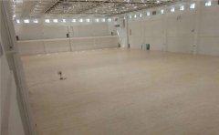 进口北美硬枫运动地板体育馆-凯洁地板