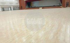 北京篮球馆木地板一平方米多少钱-运动木地板