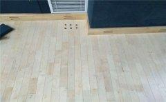 最便宜的运动实木地板是多少钱-凯洁地板