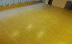 合肥体育木地板厂家-凯洁地板