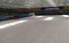 NBA篮球地板是什么材质的-凯洁地板