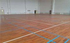 河北做篮球场木地板的厂家-凯洁地板