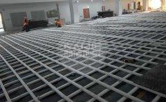 舟山体育馆木地板翻新