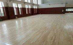 羽毛球馆木地板怎么专业保护-羽毛球馆木地板