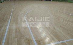 麻城篮球馆专用实木地板厂家有什么优势