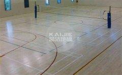 篮球场木地板龙骨结构种类-篮球木地板
