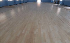 室内篮球场地档次最高是哪种-凯洁地板