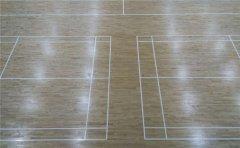 篮球馆实木运动地板辅料怎么选购-篮球馆木地板