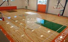 企口体育运动地板价格及图片-凯洁地板