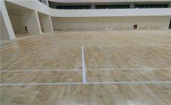 家装地板和体育馆运动木地板有什么不同-凯洁地板