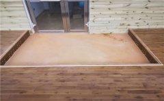 高区室内实木地板,通风篮球馆-凯洁地板