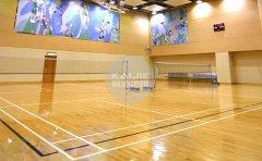 松原室内篮球地板厂家检测标准是什么