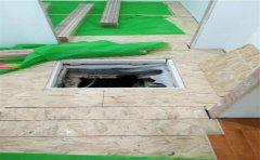 临沂篮球木地板是什么材质